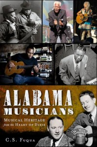Alabama Musicians book cover